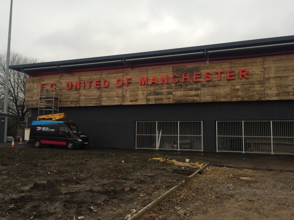 3d acrylic sign letters manchester